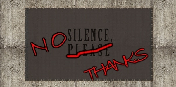 no-al-silenzio